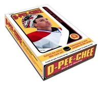 2014-15 Upper Deck O-PEE-CHEE (OPC) Hockey Factory Sealed Hobby Box