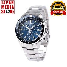 Citizen VO10-6772F ALTERNA Eco-Drive Chronograph Watch 100% Genuine JAPAN