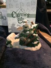 Charming Tails Who Put That Tree There Nib