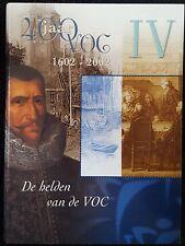 "Paesi Bassi MDS euro-KMS 2002 BU"" 400 Anni VOC ""IV"