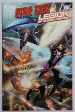 Star Trek: Legion of Superheroes 4 NM+