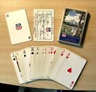 Vintage Union Pacific Railroad Playing Cards Jackson Lake Tetons Domeliners