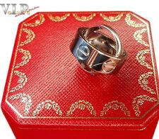 Cartier Astro Love Anello RIMORCHIO MIS. 51 Limited Edition bague 18k./750 WHITE ORO