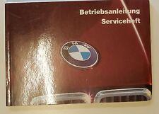 Bedienungsanleitung BMW E30 316, 318i, 320i & 323i 1984