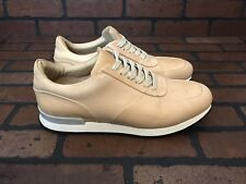 Wings + Horns Sneakers Peach Pink Leather Size 9.5