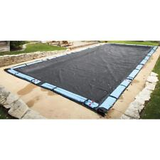 NEW BlueWave WC658 In-Ground 8 Year Mesh Winter Cover For 16' x 32' Rect Pool