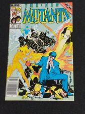 The New Mutants #37 Secret Wars Ii Crossover Beyonder Marvel Comics 1986 X-Men