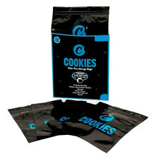 Cookies Black Smell Proof Food Bags Baggies Odor Free Smelly Zip Resealable
