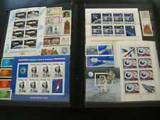POLEN Marken u. Blocks, mnh/postfrisch, SPACE 2