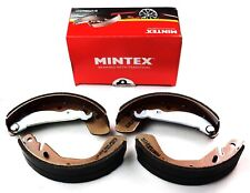 MINTEX REAR BRAKE SHOES SET CHEVROLET VAUXHALL OPEL MFR332 (REAL IMAGE OF PART)