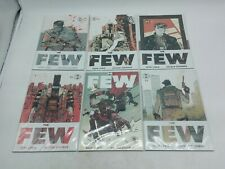 Image Comics Lot The Few 1-6 Complete Run O4
