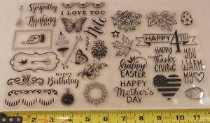 Diamond Press Stamp  Kit  Butterfly Heart