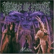 """Cradle of Filth """"Gedeone"""" CD NUOVO!!!"""