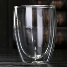 Coffee Glasses Double Wall Insulated Glass Espresso Mugs Tea Mug Whisky Beer Cup