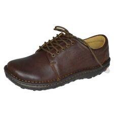 Cabela's Destination Oxfords Brown Leather Loafer Comfort Casual Shoe Women 7.5