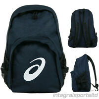 ASICS School Bag Sports Backpack For Boys Girls Kids PE Mens Womens Gym Rucksack