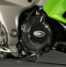 Kawasaki Versys 1000 2014 R&G Racing Engine Case Cover PAIR KEC0028BK Black
