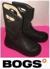 EUC Women's Bogs Winter Boots Waterproof Wool Lining - Upper Suede - Preowned