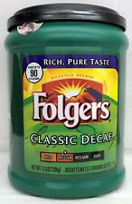 Folgers Classic Decaffeinated Ground Coffee 11.3 oz