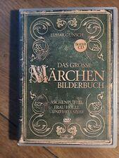 Märchen DVD Das Große Märchenbilderbuch (2007) 2 CDs Weihnachten