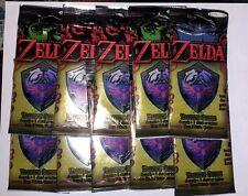 EnterPLAY The Legend of Zelda Trading Card Sealed  Packs, Nintendo, 10 PACKS lot