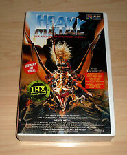 VHS - Heavy Metal - Sex and Crime and Rock 'N Roll - 1986 80er - Videokassette