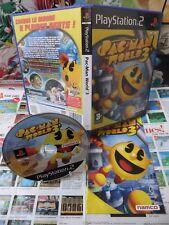 Playstation 2 PS2:Pac-Man World 3 [TOP NAMCO & 1ERE EDITION RARE] Fr