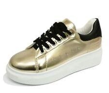 Scarpe da ginnastica GUESS oro per donna | Acquisti Online