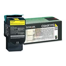 C544x1yg Lexmark C544 X544 Toner Cartridge Yellow RP 4k