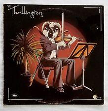 "PAUL McCARTNEY ""THRILLINGTON"" VINYL LP CAPITOL ST 11642 - NEAR MINT"
