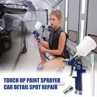 Scratch Doctor HVLP Mini Spray Paint Gun 0.8mm Air Gravity Feed / Smart Repair