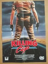 KILLING COP-A2+++CIC VIDEO VIDEOWERBUNG