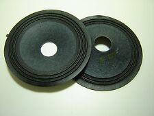 """Pair 5"""" Paper Cone - Speaker Parts - 35-0087"""