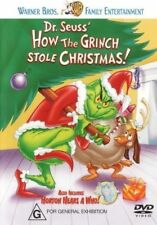 How The Grinch Stole Christmas (DVD, 2001)