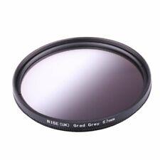Adjust 67mm Graduated Gray Neutral Density Grad ND4 Special Effect Lens Filter