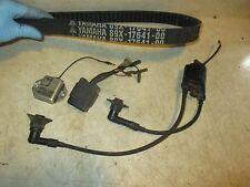 Yamaha CoilPack Belt Voltage Regulator CDI Box SRV Phazer Enticer Excel Venture