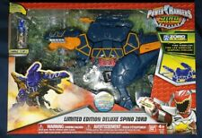 Power Rangers Dino Super Charge Limited Edition Deluxe Spino Zord