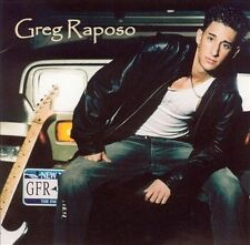 Greg Raposo by Greg Raposo *New* Cd 2003, Q & W Music Pop Rock 2003