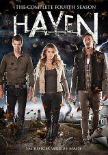 Haven - Komplette Season 4 [3x DVD] *NEU* Series Staffel Vier