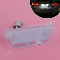 12V 18LED White Number License Plate Light Lamp For Vauxhall Opel Astra G MK4