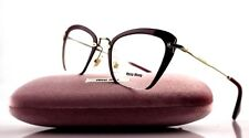 Authentic MIU MIU VMU 04n 52 20 TKW 101 140