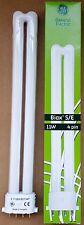 1,2, OR 5 GE 11W 4 pin 827 PLSE Dulux-SE Biax-S PL-SE Lynx-SE 11 watt 2G7