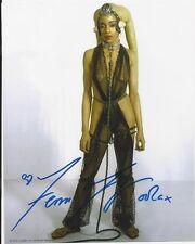 Femi Taylor - Star Wars signed photo