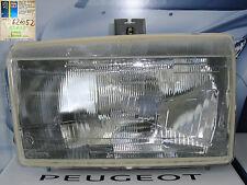 Original Scheinwerfer vorn links PEUGEOT 305 - OE 621052 - Originalteil - NEU!