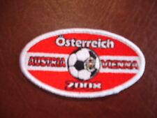 EM Aufnäher Österreich 2008