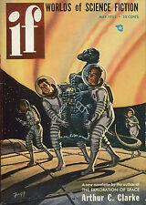 IF Worlds of Science Fiction Digest-05/53-Arthur C. Clark, Alan E. Nourse