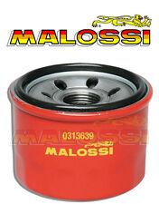 Filtro de Aceite MALOSSI Rojo Chilli aceite filtro YAMAHA T-MAX TMAX 500 NUEVO