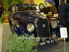 Photo. 1936 Hotchkiss 686 Cabourg on Display