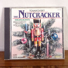 Peter Wohlert Nutcracker Berlin Symphony Orchestra Christmas CD 1989 Playgraded