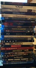 BLU-RAY MOVIES SECOND LOT SALE - MOST MOVIES $8 EACH - SPIDER-MAN AVENGERS